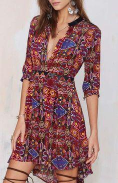 Carolina K Karen Silk Dress, love the dress, but that price tho :/