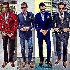 Dapper-ness for everyday of the week.