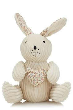 Cord Rabbit Door Stop from the Next UK online shop