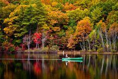 Walden Pond, Concord MA.