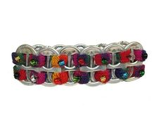 Can Tab Barette - Assorted Colors - *NEW*