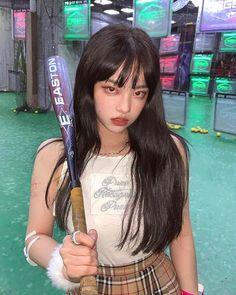 Korean Girl Photo, Cute Korean Girl, Asian Girl, Pretty Korean Girls, Aesthetic Grunge Outfit, Aesthetic Hair, Cool Girl Pictures, Girl Photos, Girls In Love