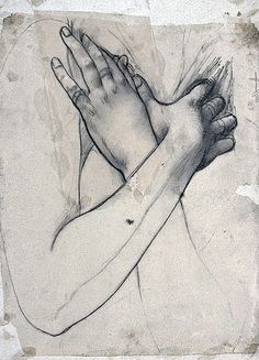 Kenyon Cox... I admire people who can draw hands so beautifully