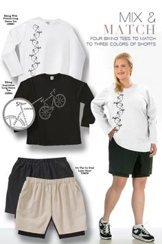 Junonia offers a great selection of plus size clothing and activewear for women. Shop Junonia today and save!