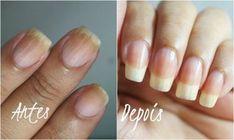 Aprenda a fazer suas unhas crescerem em apenas 3 dias