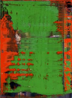 Abstract Painting 1996 126 cm x 92 cm Oil on canvas Catalogue Raisonné: 836-6