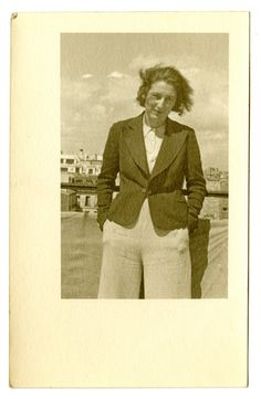 Gisèle Freund self-portrait in Paris, 1934. Gisèle or Gisela Freund (born November 19, 1908 Schöneberg District, Berlin  – died March 31, 2000, Paris) was a German-born French photographer and photojournalist, famous for her documentary photography and portraits of writers and artists.In 1977, she became President of the French Association of Photographers