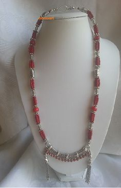 Yemenite style necklace
