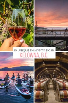 Kelowna B. is fav Kelowna B. is favoured vacation spot year-round thanks to its world-class vineyards great weather food scene beaches and even a couple of ski hills. From party boats to wine-infused spa treatments here's a guide for what to do in Perth, Brisbane, Great Barrier Reef, Canada Travel, Travel Usa, Things To Do In Kelowna, Places To Travel, Places To Go, Party Boats