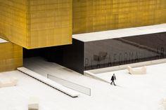 Pitagoras Arquitectos — Platform for Arts and Creativity — Immagine 8 di 29 — Europaconcorsi
