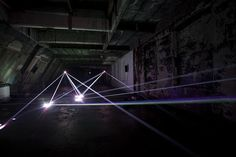 Speed of Light by United Visual Artists