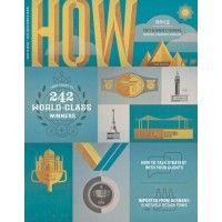 Chock full of inspiration . . . HOW Magazine's 2013 International Design Winners.