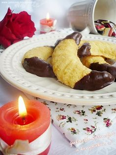 Gabriella kalandjai a konyhában :): Vaníliás kiflicskék csokoládéval Traditional, Cooking, Kitchen, Brewing, Cuisine, Cook