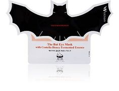 Cool Korean Beauty Products That You Should Try - Wish Formula Bat Eye Mask