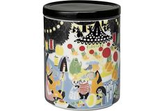 The Moomin Friendship jar by Arabia was designed by Tove Slotte-Elevant with inspiration from Tove Jansson original drawings from the book Scandinavian Living, Scandinavian Design, Norfolk, Moomin Shop, Moomin House, Inside A House, Tove Jansson, Ceramic Jars, Nordic Design