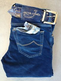 Jacob Cohen The ultimate jeans