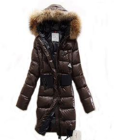 Moncler Femmes Manteau Brunes Avec Pop Star Blouson, Jackets Online,  Jackets Uk, Winter a04649e5e95