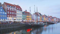 Denmark waterline