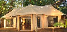 Canvas and Tent | Luxury Tents - Indaba