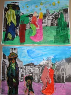 Kindergarten Art Class: ΠΟΛΕΜΟΣ ΚΑΙ ΕΙΡΗΝΗ 28th October, Peace, Blog, Painting, Painting Art, Blogging, Paint, Draw, Sobriety