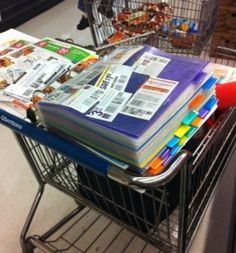 5 Easy Steps to Create and Maintain Your Coupon Binder you know, if hardcore couponers put that much work into any other venture, they would not need to coupon any longer. Same with the multi-level marketing ppl. How To Start Couponing, Couponing For Beginners, Couponing 101, Extreme Couponing, Grocery Coupons, Shopping Coupons, Grocery Store, Coupon Binder Organization, Freebies By Mail