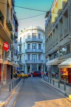 Athens by Gedsman, via Flickr