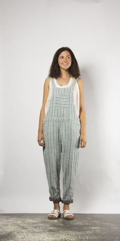 Ace & Jig Railroad Overall | Mclean and Page (AU)