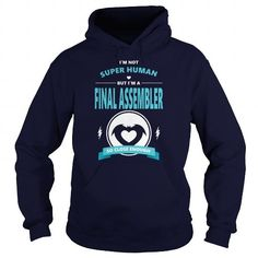I Love FINAL ASSEMBLER JOBS TSHIRT GUYS LADIES YOUTH TEE HOODIE SWEAT SHIRT VNECK UNISEX Shirts & Tees #tee #tshirt #named tshirt #hobbie tshirts #Assembler