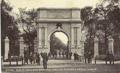 Stephens Green Arch