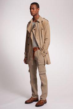 Michael Kors - Spring 2014 Menswear 8 - The Cut