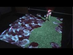 How to Create an Interactive Floor [Po-Motion - Free Software] Picnic Blanket, Outdoor Blanket, Kinetic Art, Interactive Art, Digital Signage, Installation Art, Software, Flooring, Life Skills