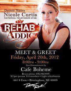 Rehab addict - Nicole Curtis.