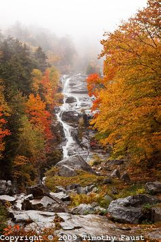 Another of my fall favorites: White Mountains in New Hampshire