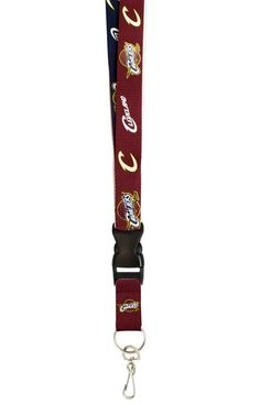 Cleveland Cavaliers Lanyard - Two-Tone