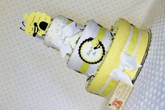 Hey, I found this really awesome Etsy listing at https://www.etsy.com/listing/251464246/bees-baby-diaper-cake-shower-gift-or
