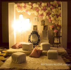 photo booth indoor