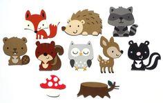 e3b13c87c32fa781c29f363993efde9b--woodland-animals-theme-its-a-boy.jpg 736×465 pixels