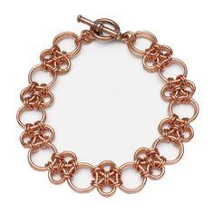 Japanese Cross Bracelet - Project | Blue Buddha Boutique