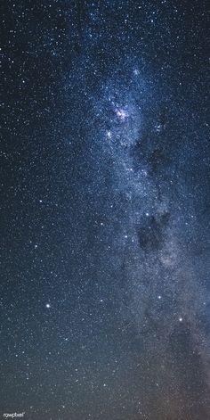 Download premium image of Beautiful milky way in the night sky 843924