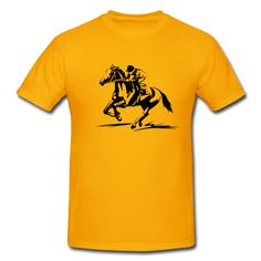 Horse Racing Sport T-Shirt