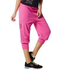 Chill The Funk Out Capris | Use affiliate code 10SALE or shop thru this link to get 10% off! http://www.zumba.com/en-US/store/US/affiliate?affil=10sale