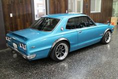 Turbo Restomod: 1972 Nissan SkylineGT-R ideas for my e30