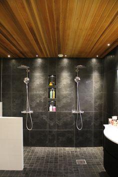 Shower Track Lighting, Bathtub, Ceiling Lights, Shower, Bathroom, Home Decor, Standing Bath, Rain Shower Heads, Washroom