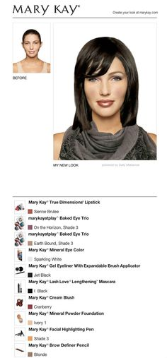 how to become a model for mary kay