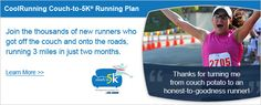 5K Training Plans!