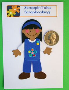 girl scout scrapbook - Google Search