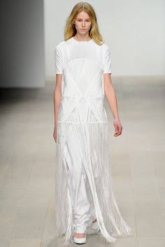 FALL 2012 READY-TO-WEAR Central Saint Martins Yulia Kondranina