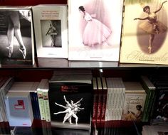 Ballet book heaven