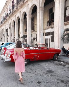 "Havana - Cuba ""Can't get enough of these pretty streets 🍒 Havana Cuba, Pretty, Travel, Viajes, Trips, Traveling, Tourism, Vacations"