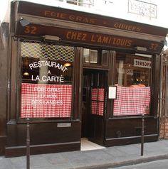 Chez l'Ami Louis -